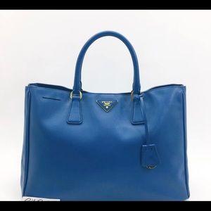 Prada Lux XL saffiano bag